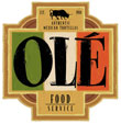 OLE Mexican Products logo