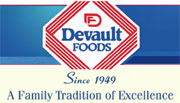 Devault meat products logo