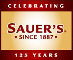 Sauer's seasonings logo