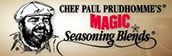 Chef Paul Prudhomme's Magic Seasoning Blends logo