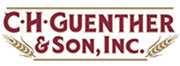 C. H. Guenther grain based products logo