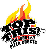 Fire Grilled pizza crust logo