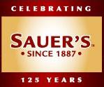 Sauer's seasonings logo