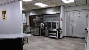 Yankee Marketers test kitchen